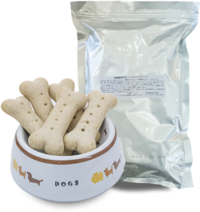 FINEPET'S health biscuits